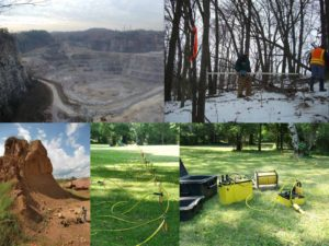 Geophysical Surveying and Mapping Services